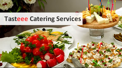 Tasteee Catering Services - Caterers in Scotland